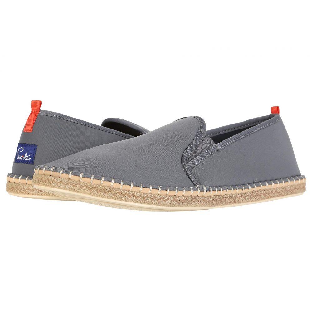 シースター ビーチウェア Sea Star Beachwear メンズ シューズ・靴 ローファー【Mariner Slip-On】Slate