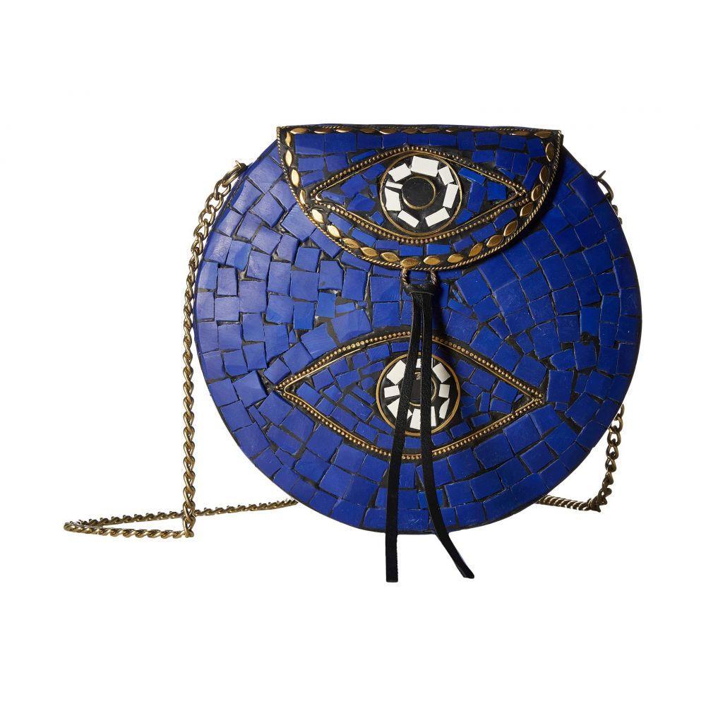 サム エデルマン Sam Edelman レディース バッグ ハンドバッグ【Eye Iron Boxed Mini Handbag】Navy