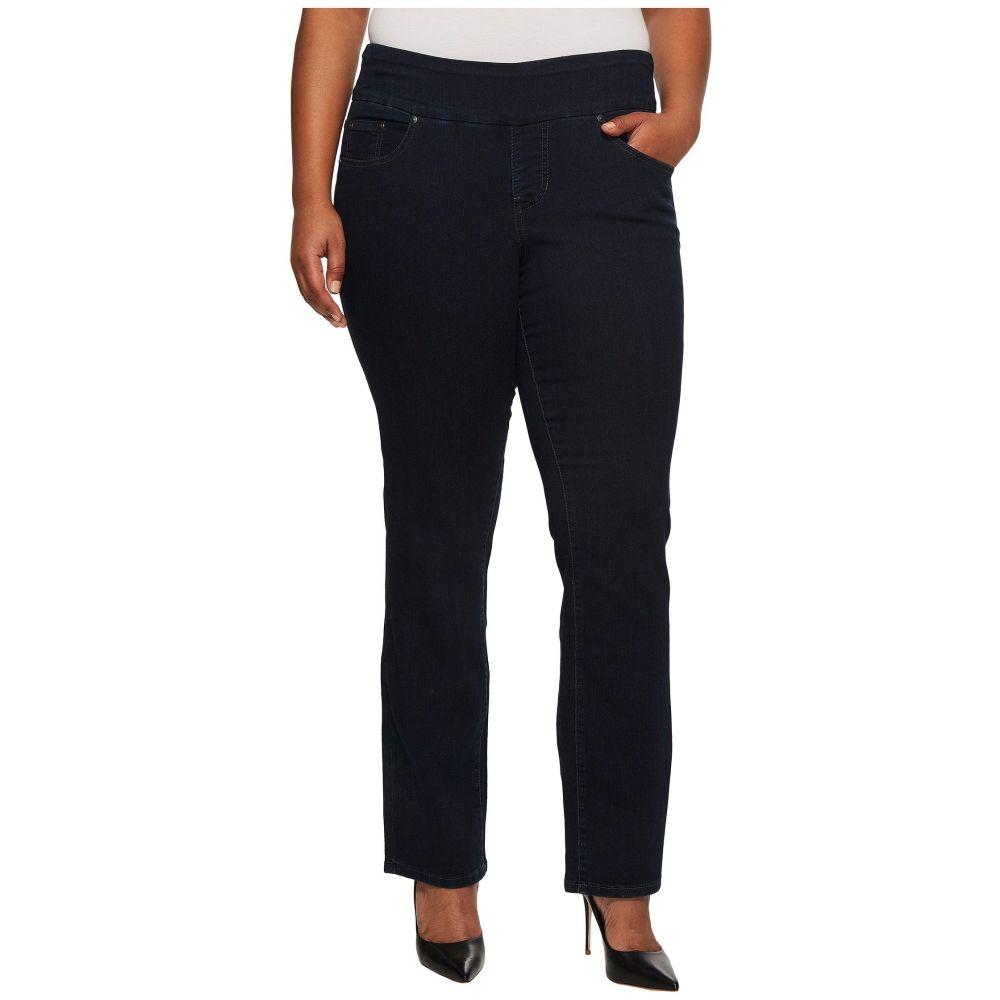 ジャグ ジーンズ Jag Jeans Plus Size レディース ボトムス・パンツ ジーンズ・デニム【Plus Size Peri Pull-on Straight in After Midnight】After Midnight