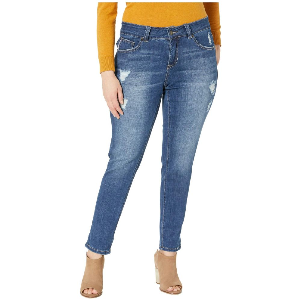ジャグ ジーンズ Jag Jeans Plus Size レディース ボトムス・パンツ ジーンズ・デニム【Plus Size Carter Girlfriend Jeans】Thorne Blue