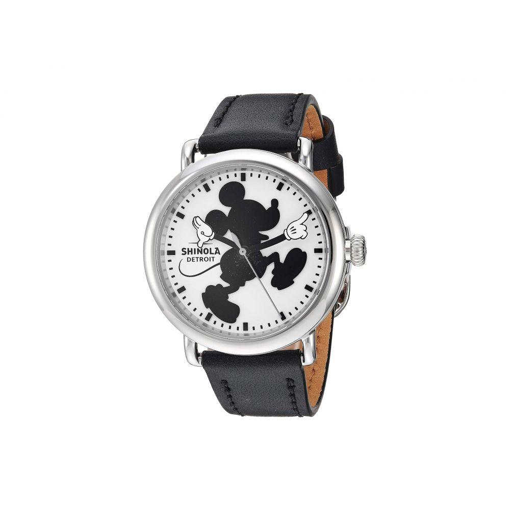 シャイノーラ Shinola Detroit メンズ 腕時計【Mickey Mouse 41mm - 20127279】Black 2