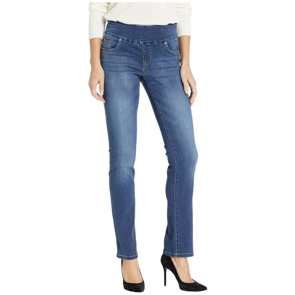 ジャグ ジーンズ Jag Jeans レディース ボトムス・パンツ ジーンズ・デニム【Penny Straight Pull-On Jeans in Dark Wash】Dark Wash