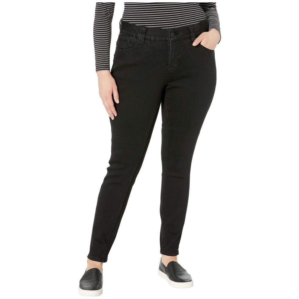 ジャグ ジーンズ Jag Jeans Plus Size レディース ボトムス・パンツ ジーンズ・デニム【Plus Size Cecilia Skinny Jeans】Black Void