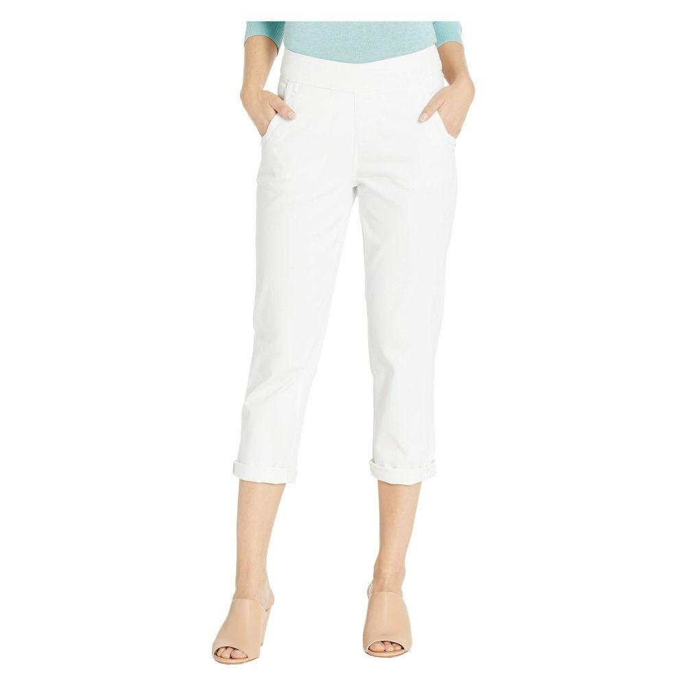 ジャグ ジーンズ Jag Jeans レディース ボトムス・パンツ クロップド【Serena Pull-On Twill Crop】White