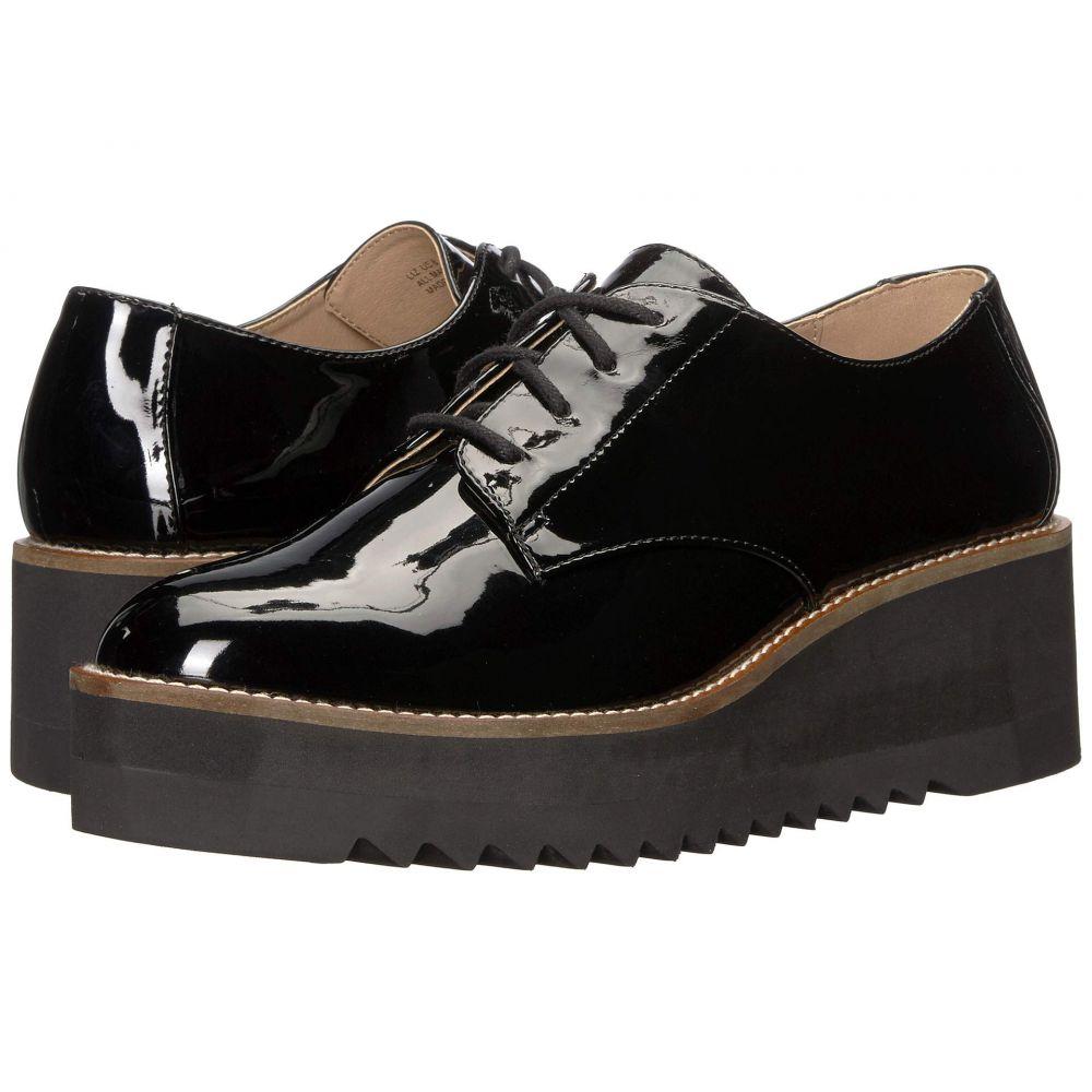 ジャンアンドザシュー JANE AND THE SHOE レディース シューズ・靴 ローファー・オックスフォード【Liz】Black Patent