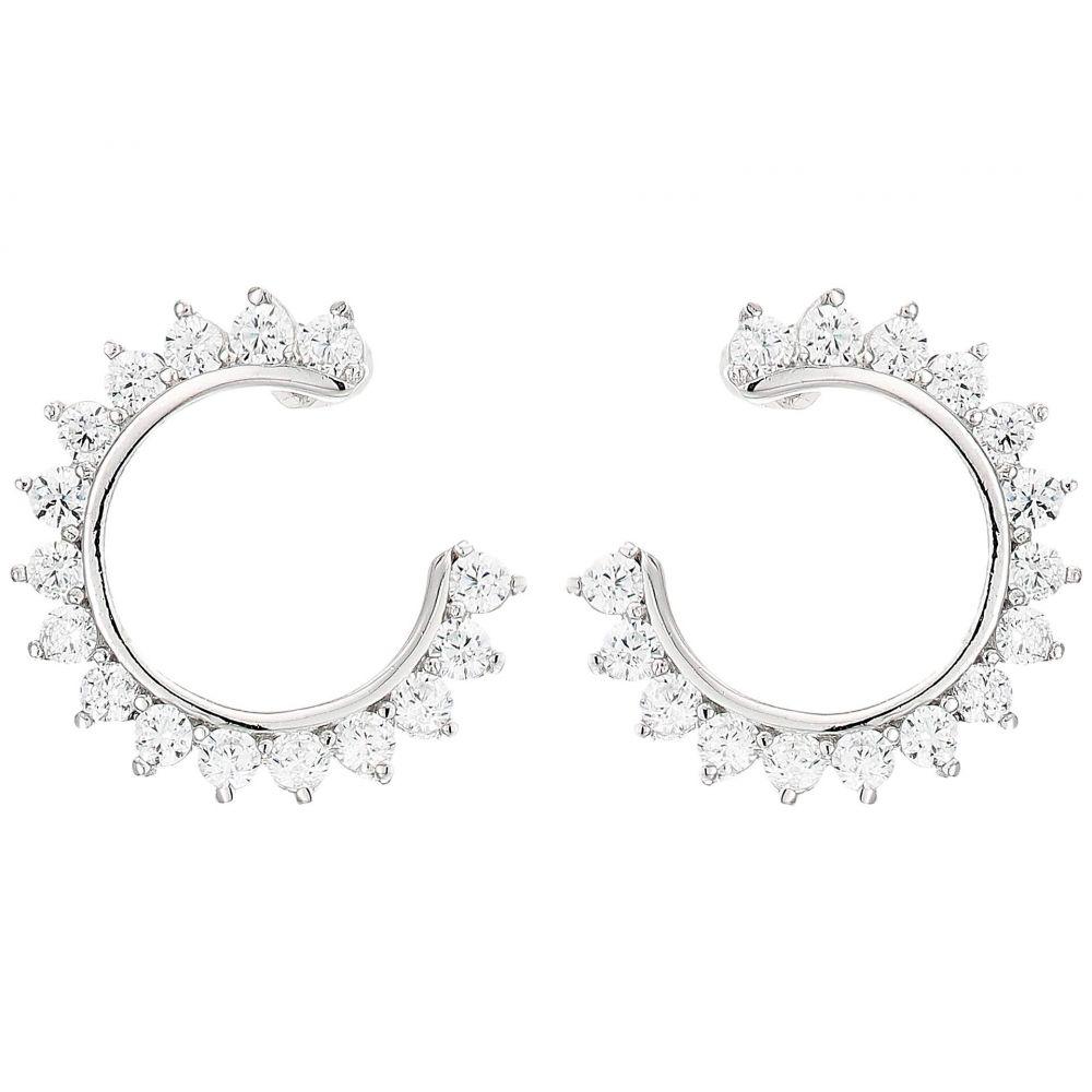 シャシ SHASHI レディース ジュエリー・アクセサリー イヤリング・ピアス【Tina Stud Earrings】White Gold