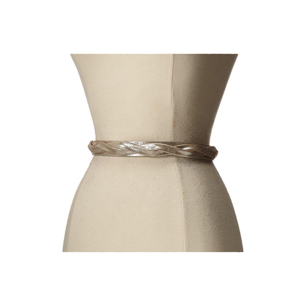 アダ ADA Collection レディース ベルト【Skinny Wrap Belt】Silver