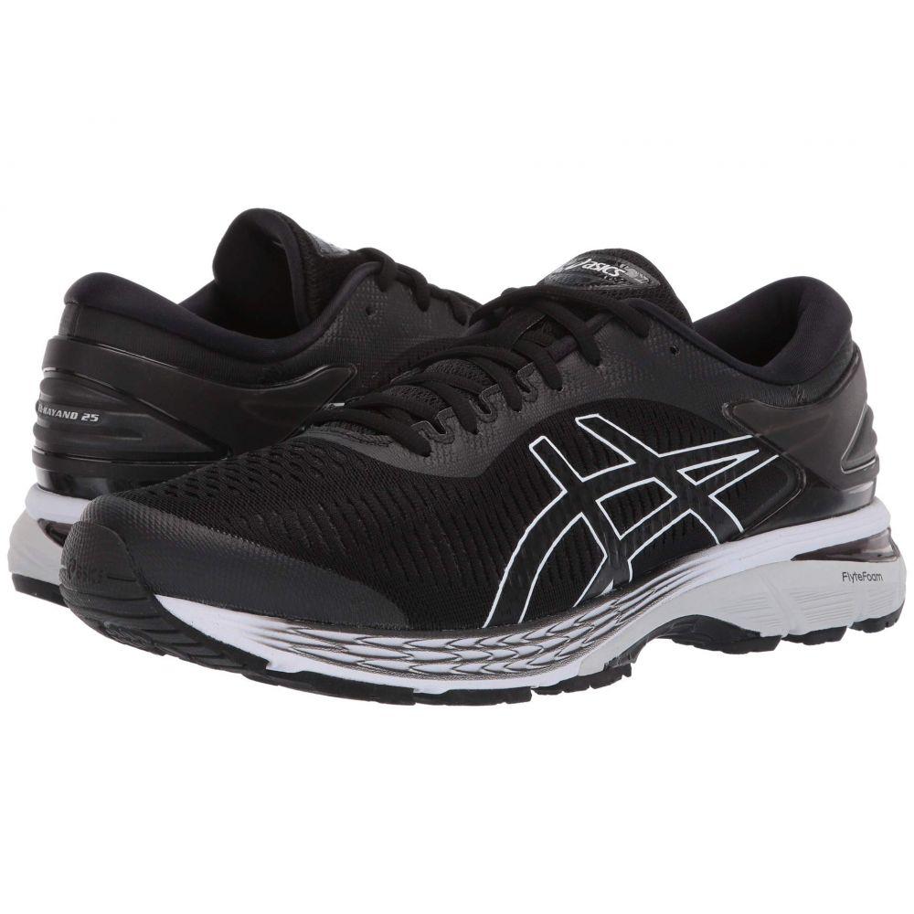 アシックス ASICS メンズ ランニング・ウォーキング シューズ・靴【GEL-Kayano 25】Black/Glacier Grey