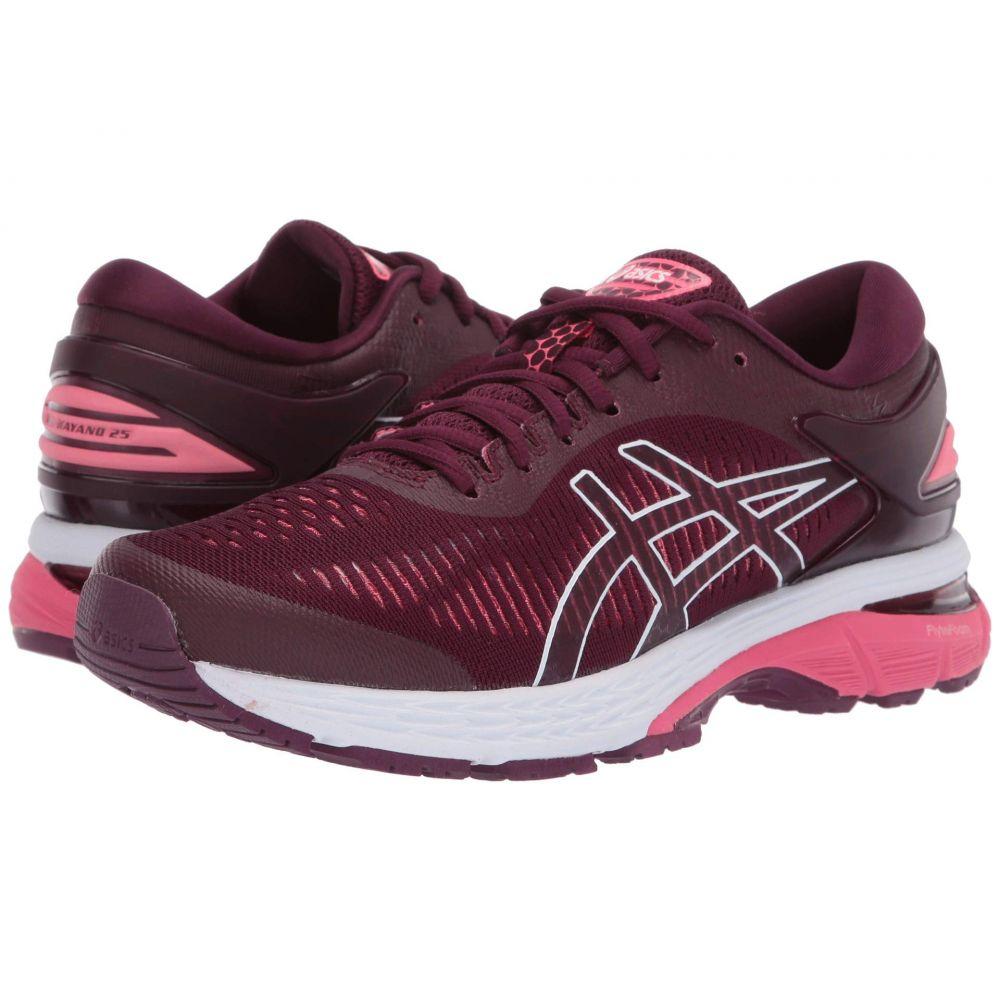 アシックス ASICS レディース ランニング・ウォーキング シューズ・靴【GEL-Kayano 25】Roselle/Pink Camo