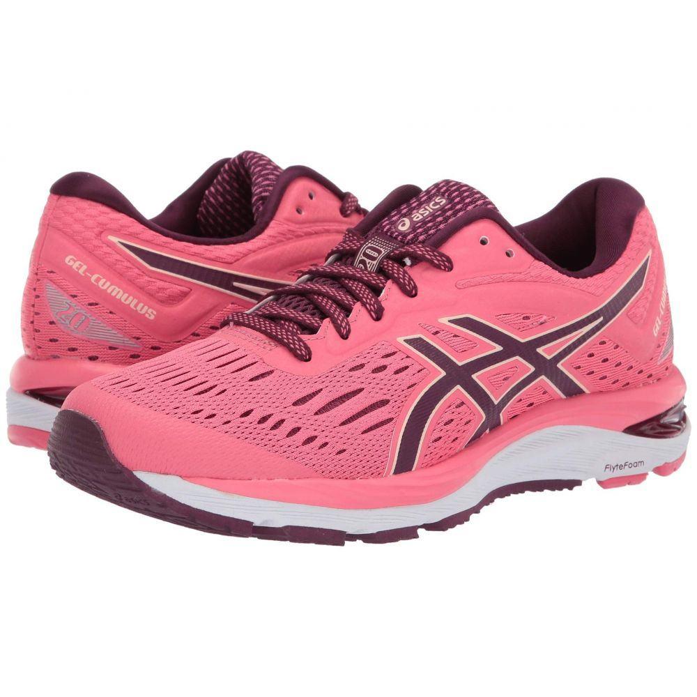 アシックス ASICS レディース ランニング・ウォーキング シューズ・靴【GEL-Cumulus 20】Pink Cameo/Roselle