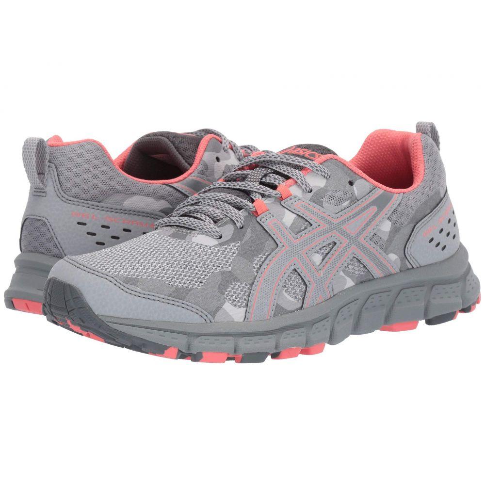 アシックス ASICS レディース ランニング・ウォーキング シューズ・靴【GEL-Scram 4】Mid Grey/Stone Grey