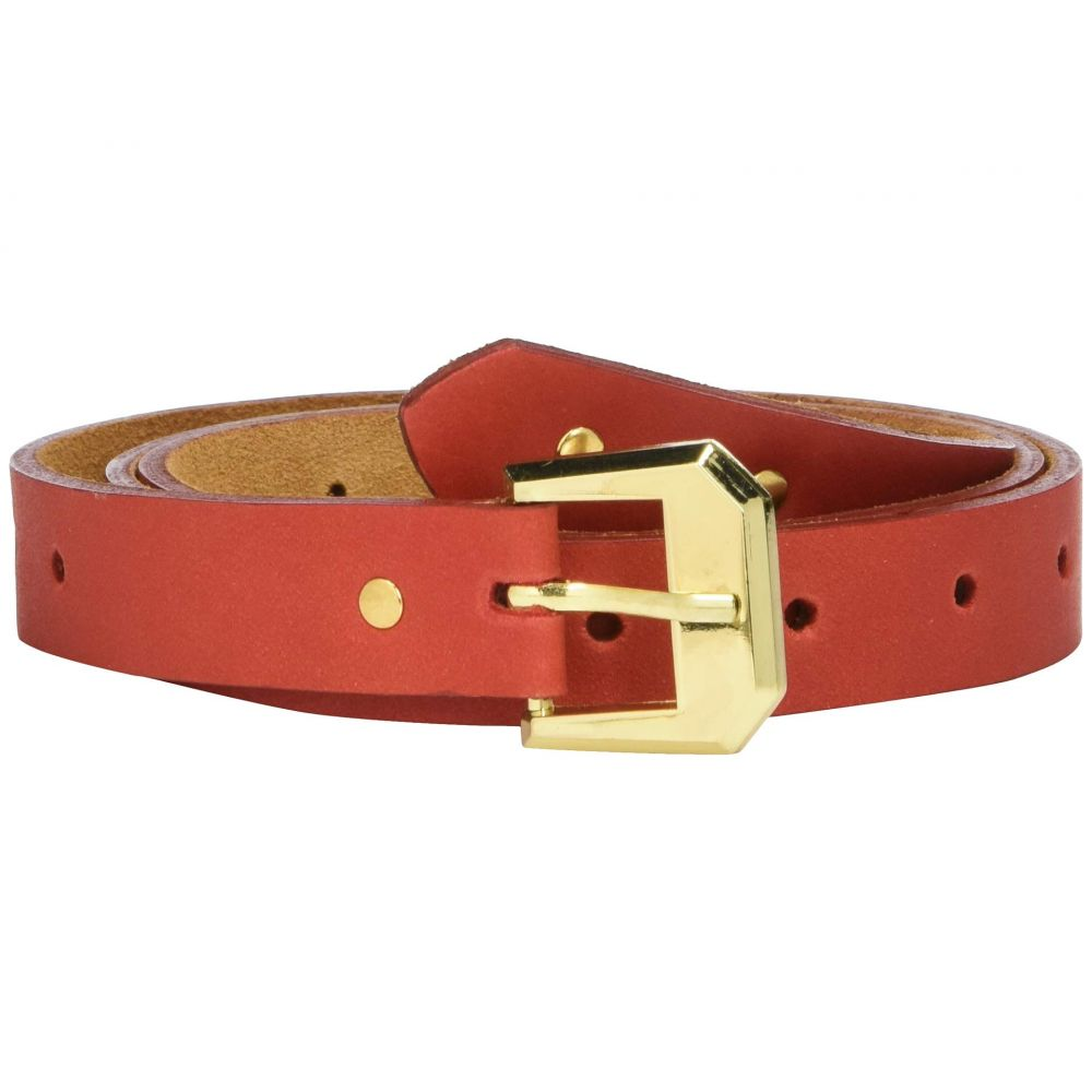 アダ ADA Collection レディース ベルト【Alma Belt】Rouge (Texas Leather)