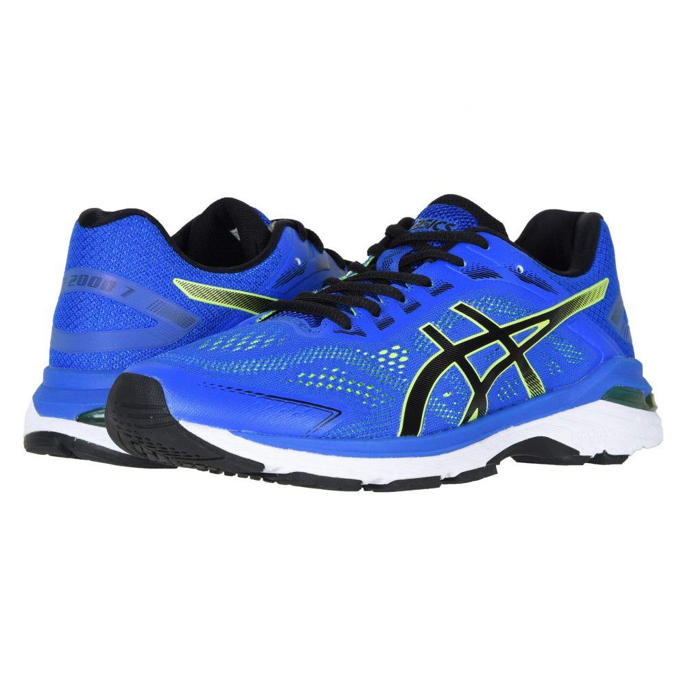 アシックス ASICS メンズ ランニング・ウォーキング シューズ・靴【GT-2000 7】Illusion Blue/Black