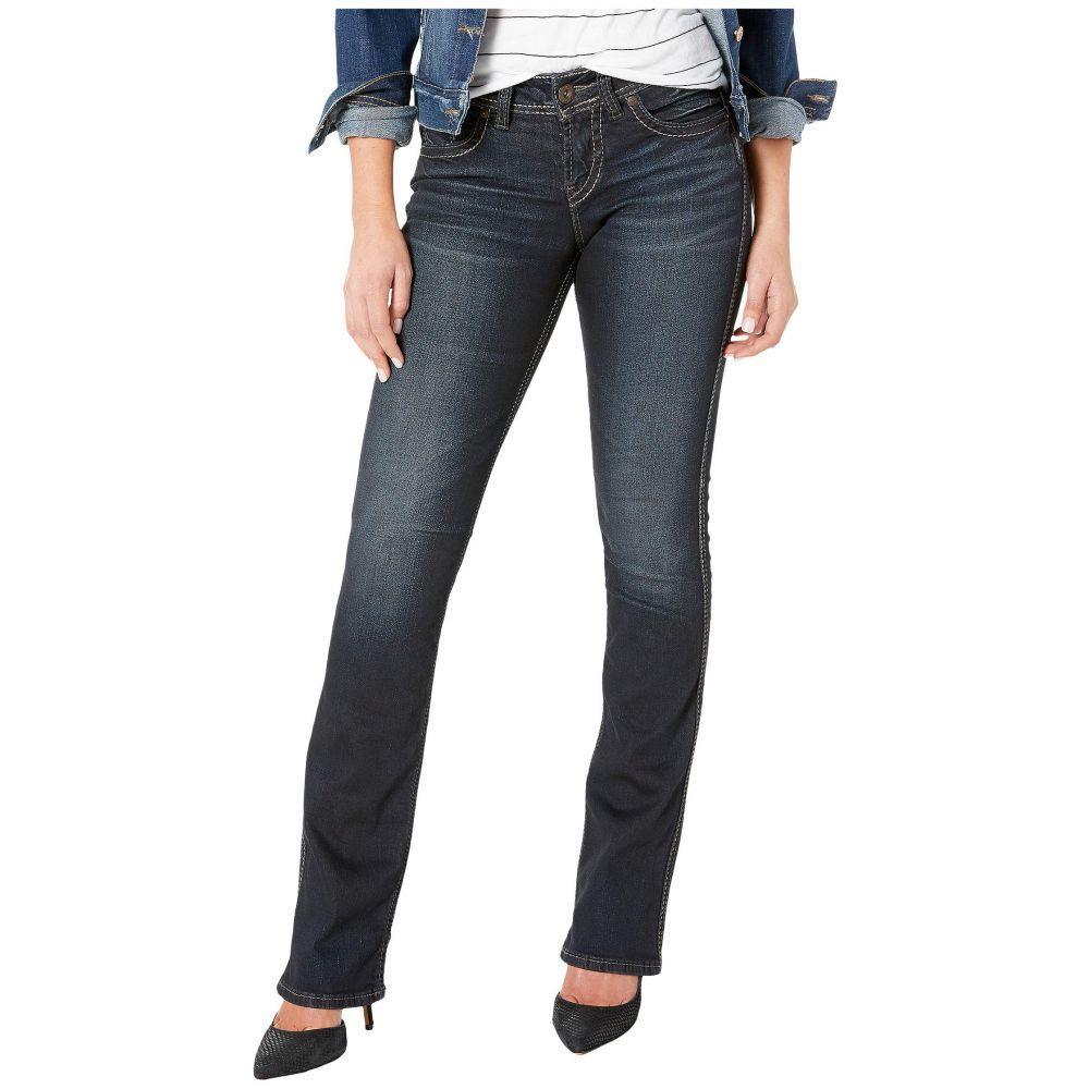 シルバー ジーンズ Silver Jeans Co. レディース ボトムス・パンツ ジーンズ・デニム【Suki Mid-Rise Slim Boot Jeans in Indigo】Indigo