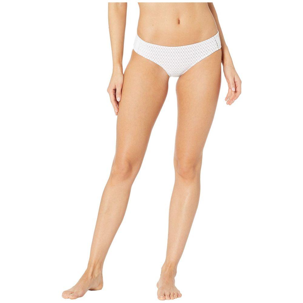 ジョナサン シンカイ Jonathan Simkhai レディース 水着・ビーチウェア ボトムのみ【Lace Bikini Bottom】White