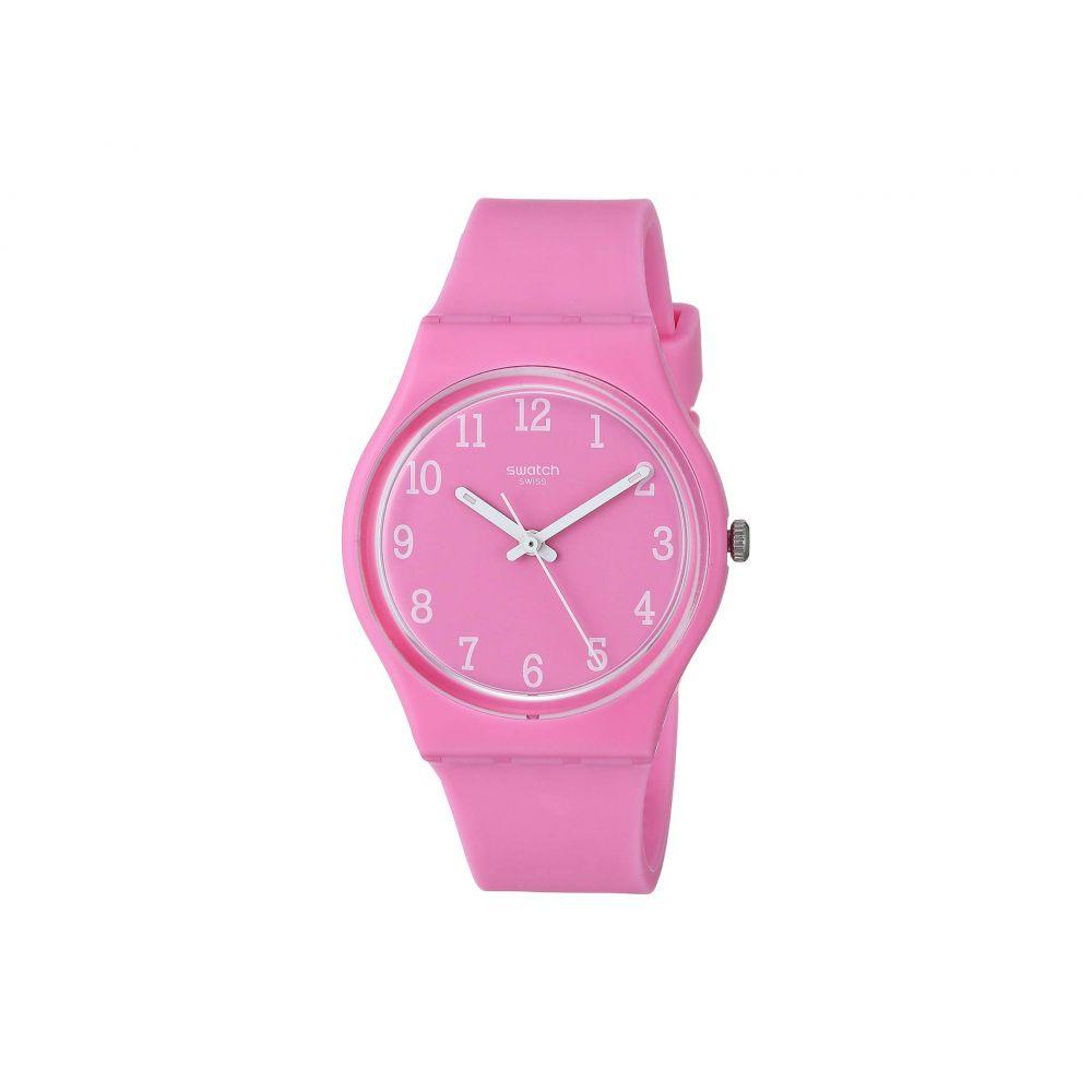 スウォッチ Swatch レディース 腕時計【Pinkway - GP156】Pink