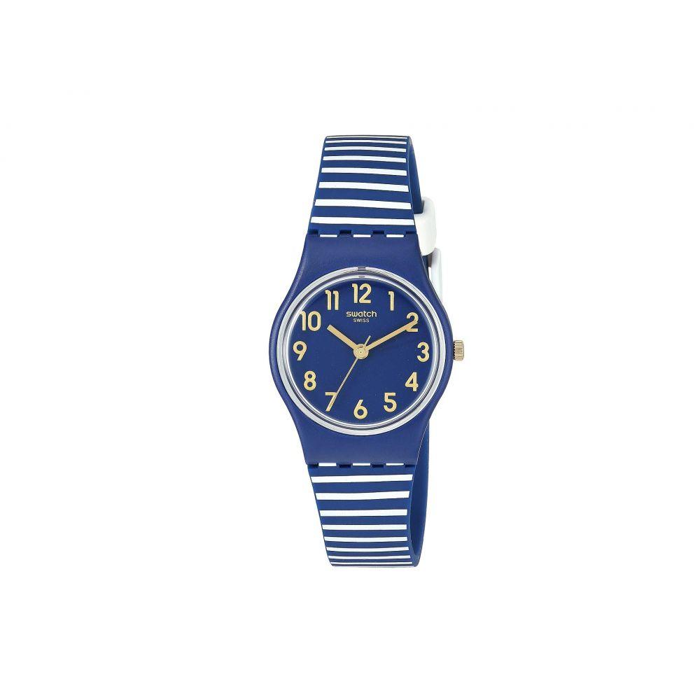 スウォッチ Swatch レディース 腕時計【Ora D'Aria - LN153】Blue