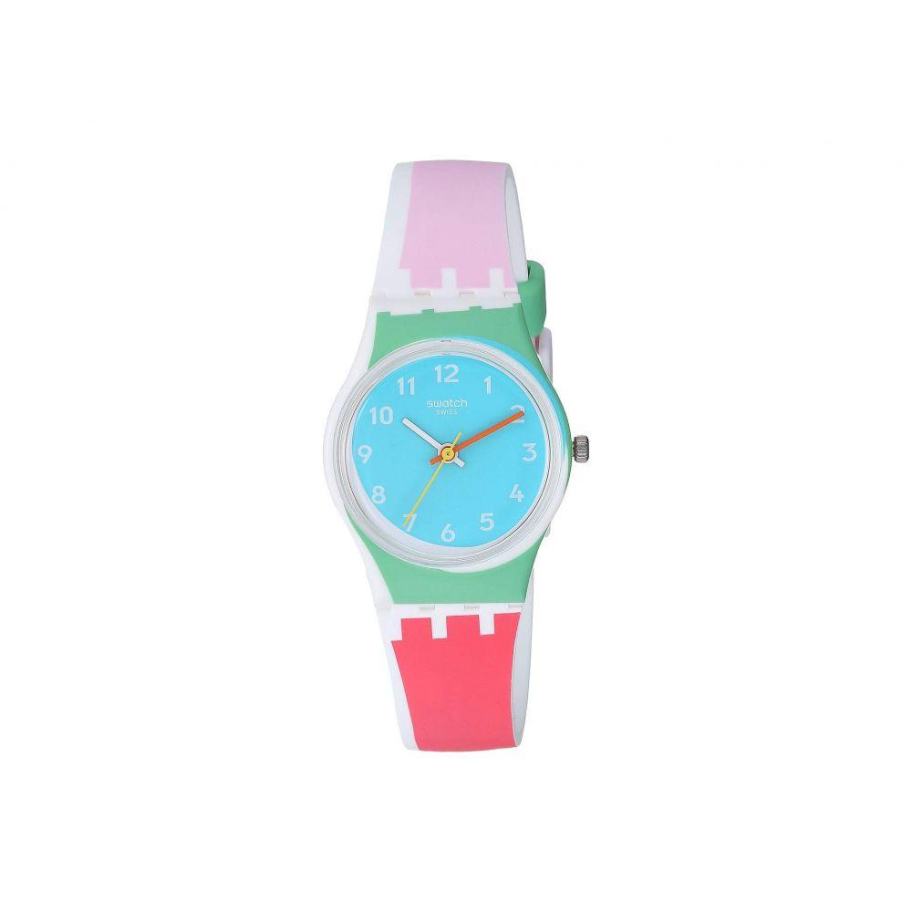 スウォッチ Swatch レディース 腕時計【De Travers - LW146】Blue
