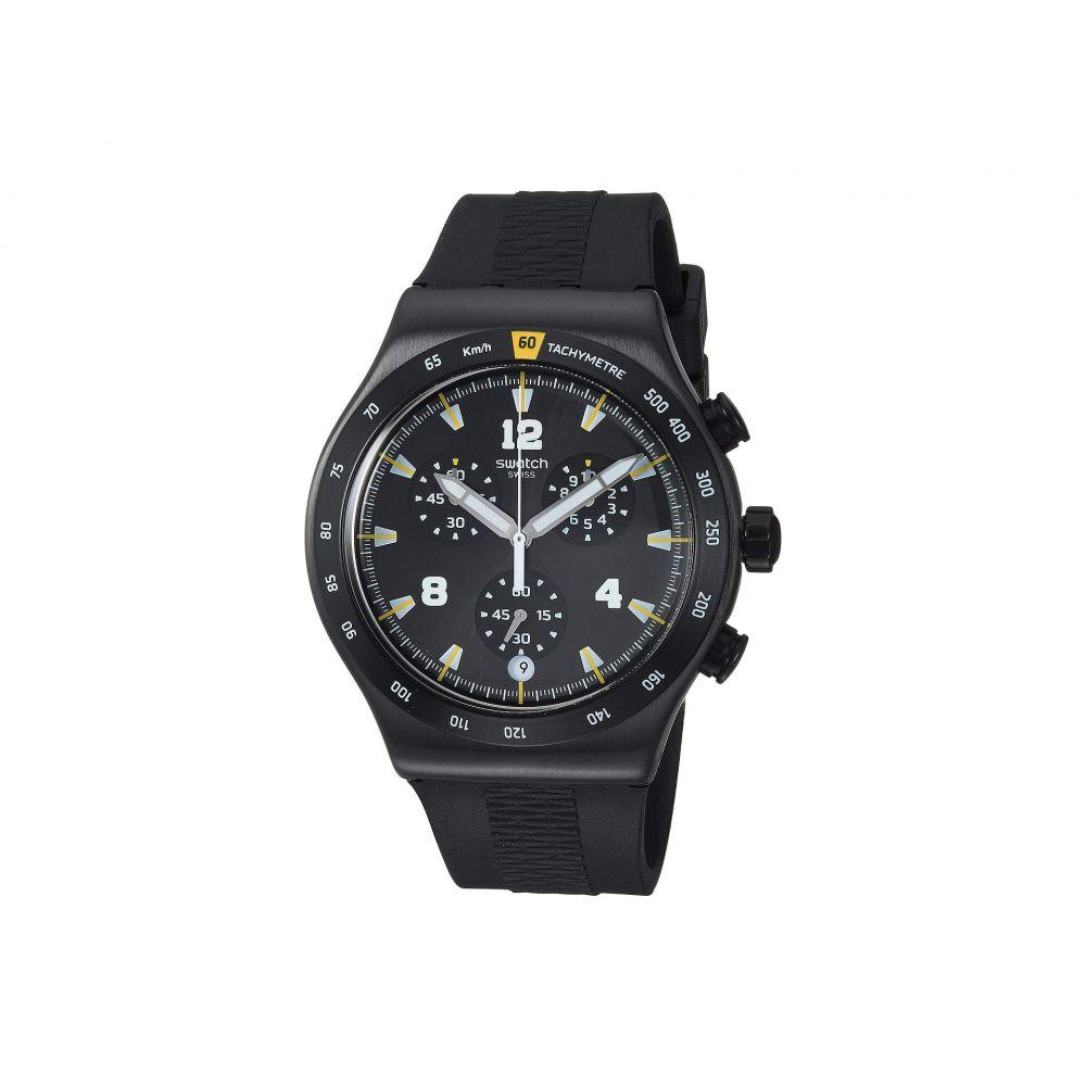 スウォッチ Swatch メンズ 腕時計【Chrononero - YVB405】Black