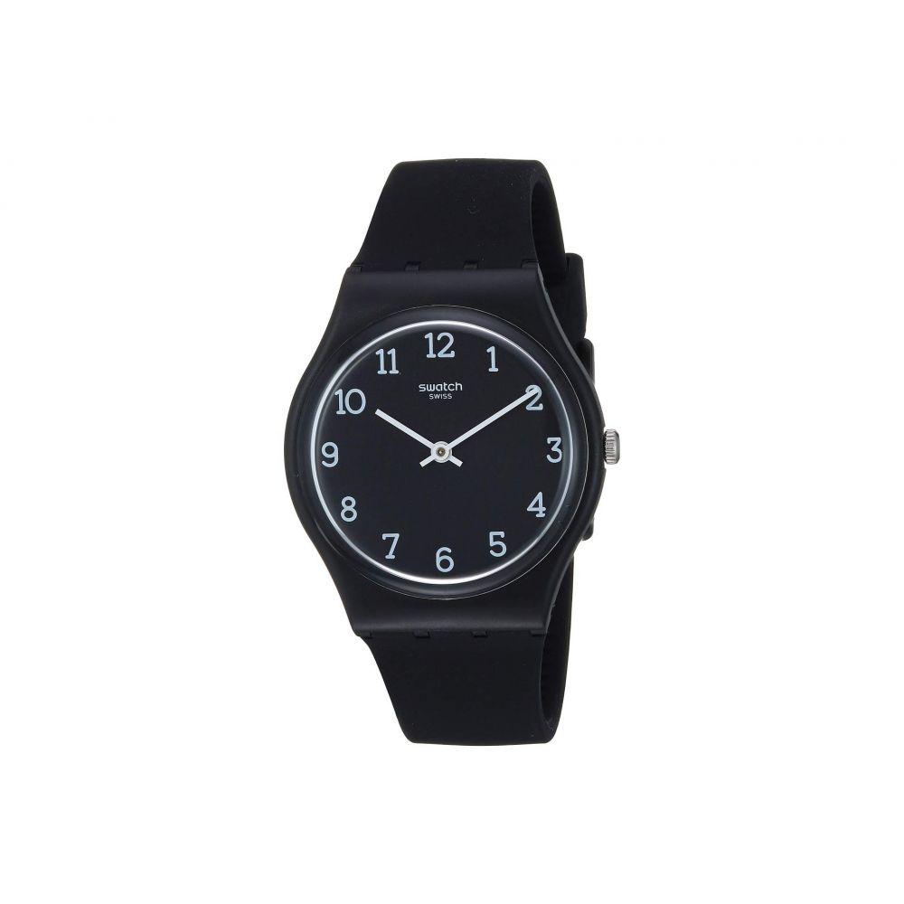 スウォッチ Swatch レディース 腕時計【Blackway - GB301】Black