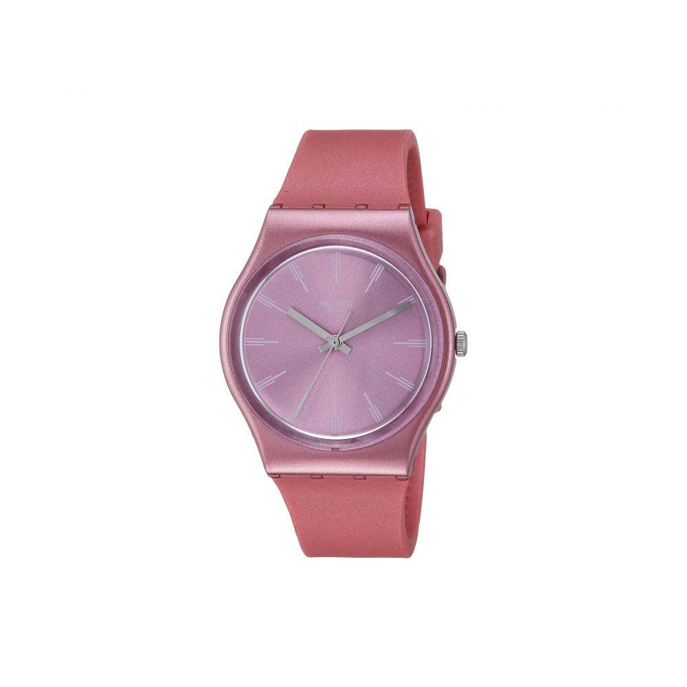 スウォッチ Swatch レディース 腕時計【Pastelbaya - GP154】Pink