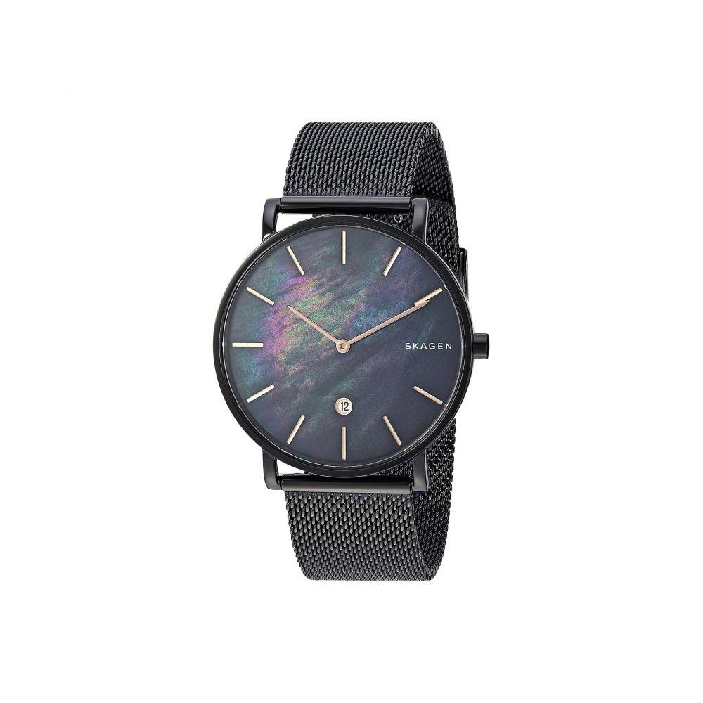 スカーゲン Skagen メンズ 腕時計【Hagen Slim - SKW6472】Black