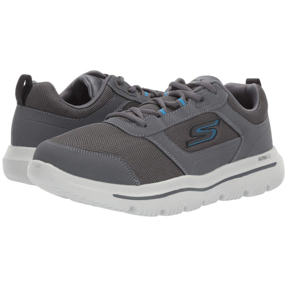 スケッチャーズ SKECHERS Performance メンズ シューズ・靴 スニーカー【Go Walk Evolution Ultra - 54734】Charcoal/Blue