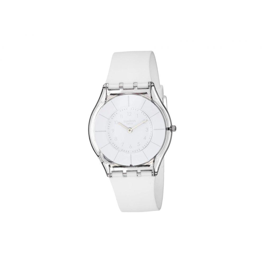 スウォッチ Swatch レディース 腕時計【White Classiness - SFK360】White