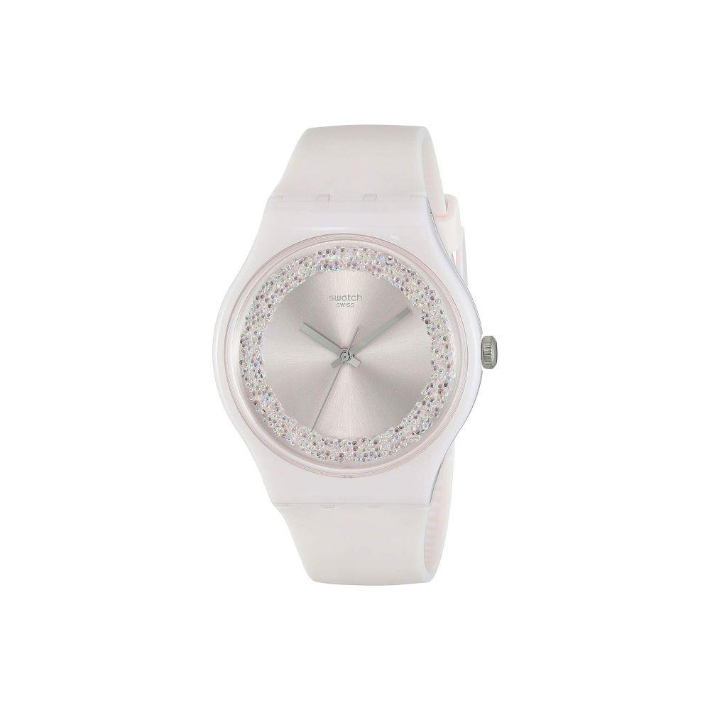 スウォッチ Swatch レディース 腕時計【Pinksparkles - SUOP110】Pink