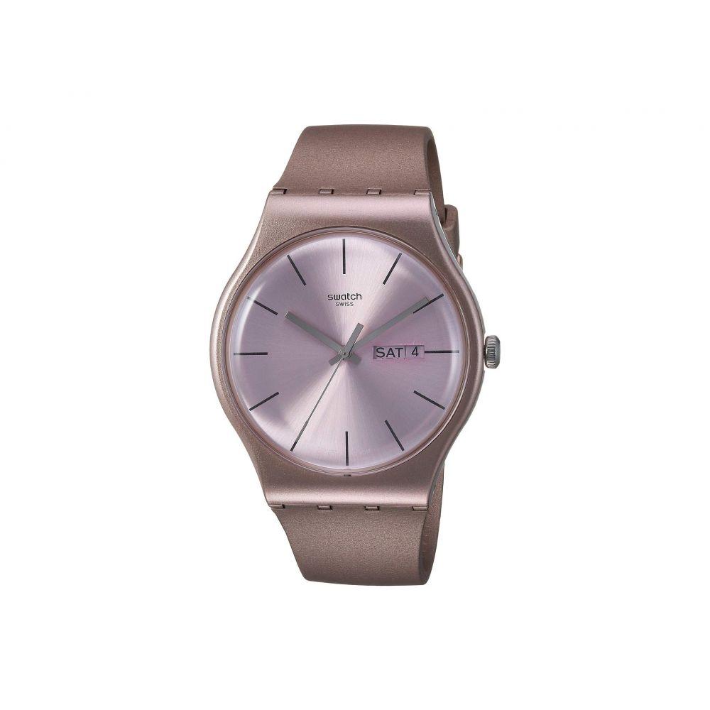 スウォッチ Swatch レディース 腕時計【Pinkbayang - SUOP704】Pink