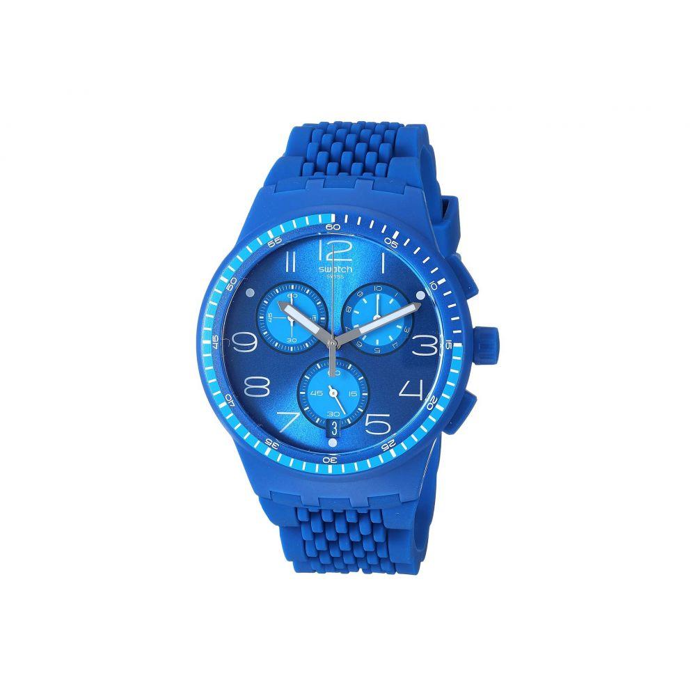 スウォッチ Swatch レディース 腕時計【Triple Blue - SUSN415】Blue