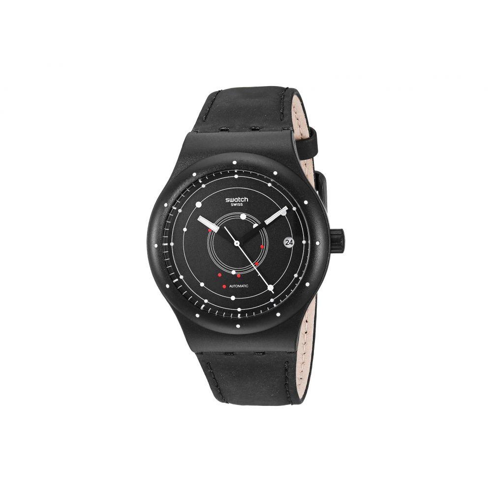 スウォッチ Swatch レディース 腕時計【Sistem Black - SUTB400】Black