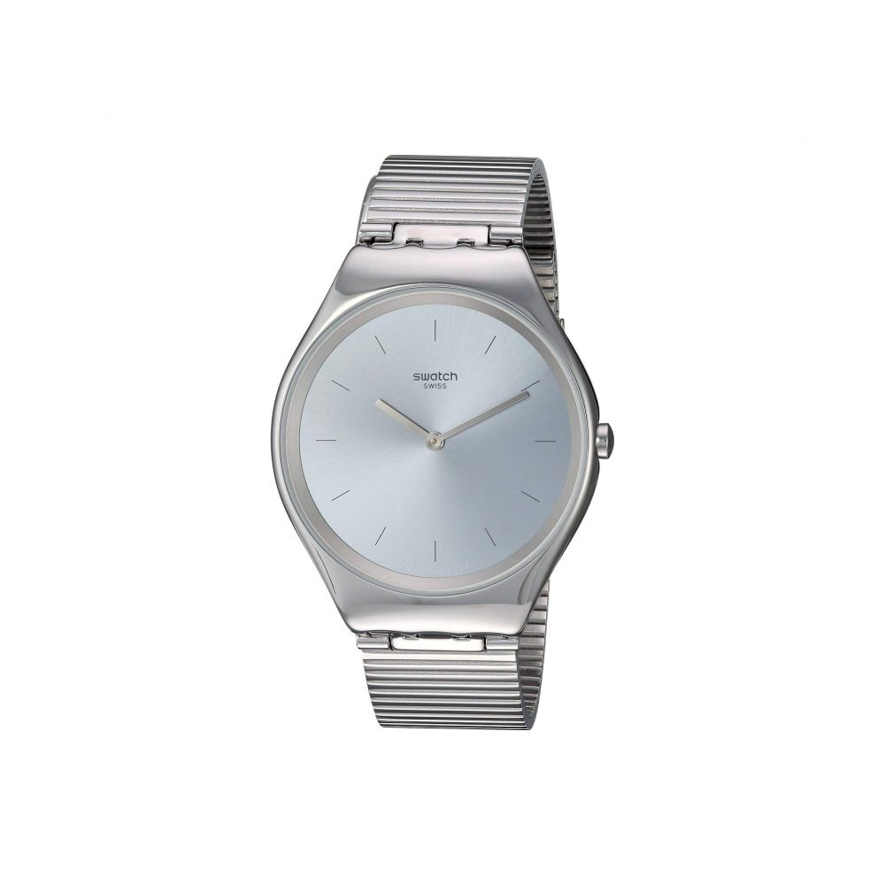 スウォッチ Swatch レディース 腕時計【Skinpole - SYXS103GG】Grey