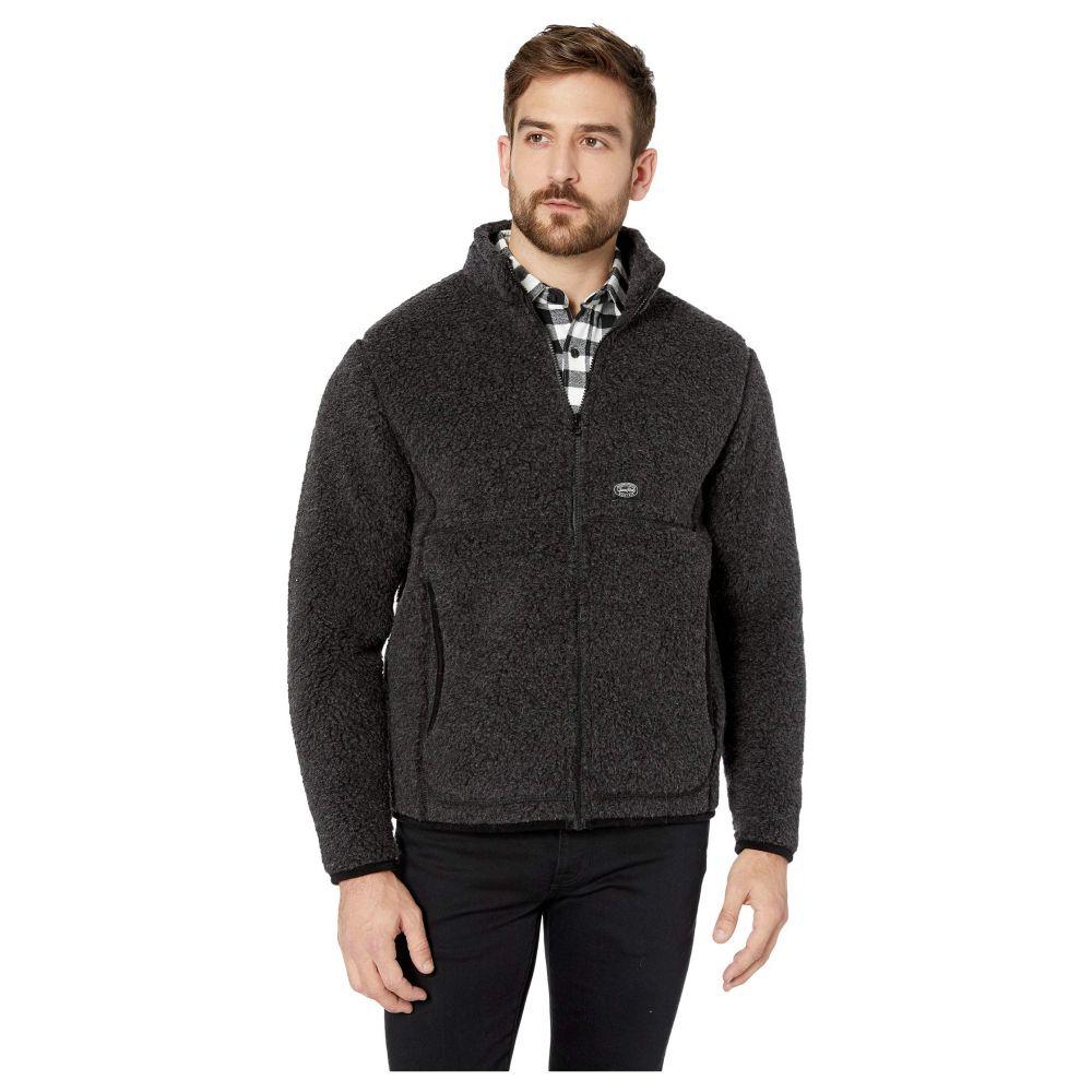 スノーピーク Snow Peak メンズ トップス フリース【Wool Fleece Jacket】Black