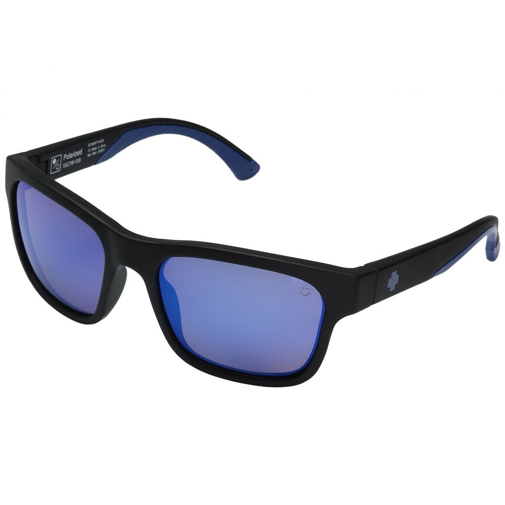 スパイ Spy Optic レディース メガネ・サングラス【Hunt】Matte Black Navy/Happy Bronze Polar/Dark Blue Spectra
