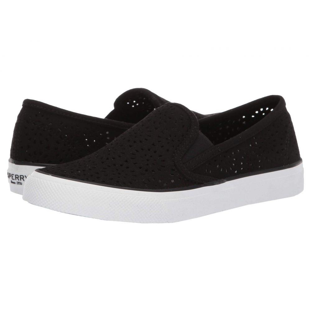 スペリー Sperry レディース シューズ・靴 スニーカー【Seaside Perf】Black