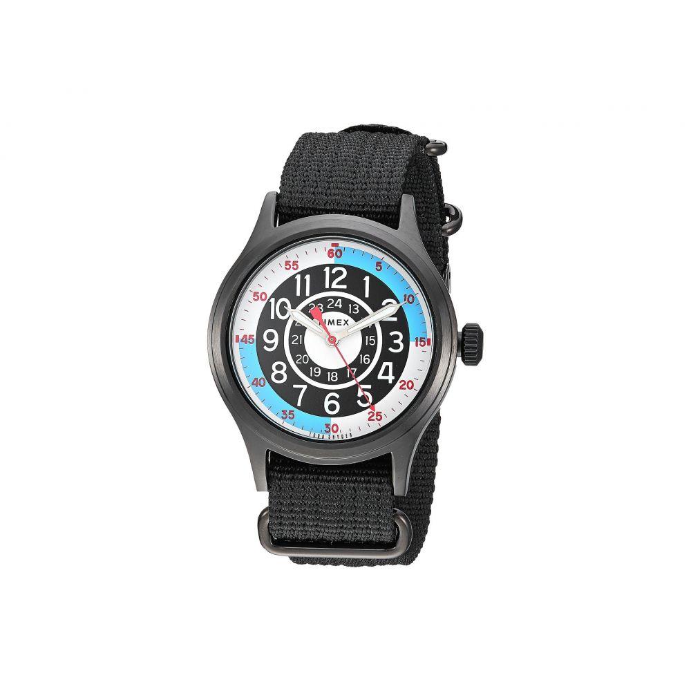 タイメックス Timex メンズ 腕時計【Todd Snyder Black Jack 40mm】Black/White/Blue
