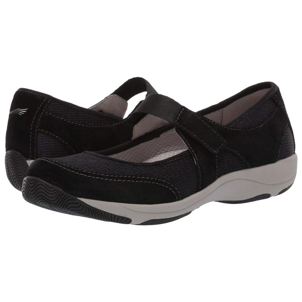 ダンスコ Dansko レディース シューズ・靴 スニーカー【Hennie】Black Suede