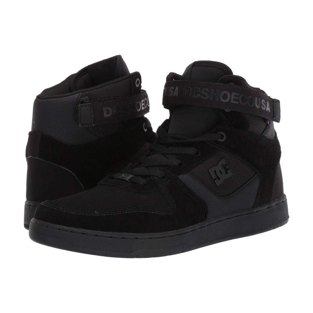 ディーシー DC メンズ シューズ・靴 スニーカー【Pensford】Black/Black/Black