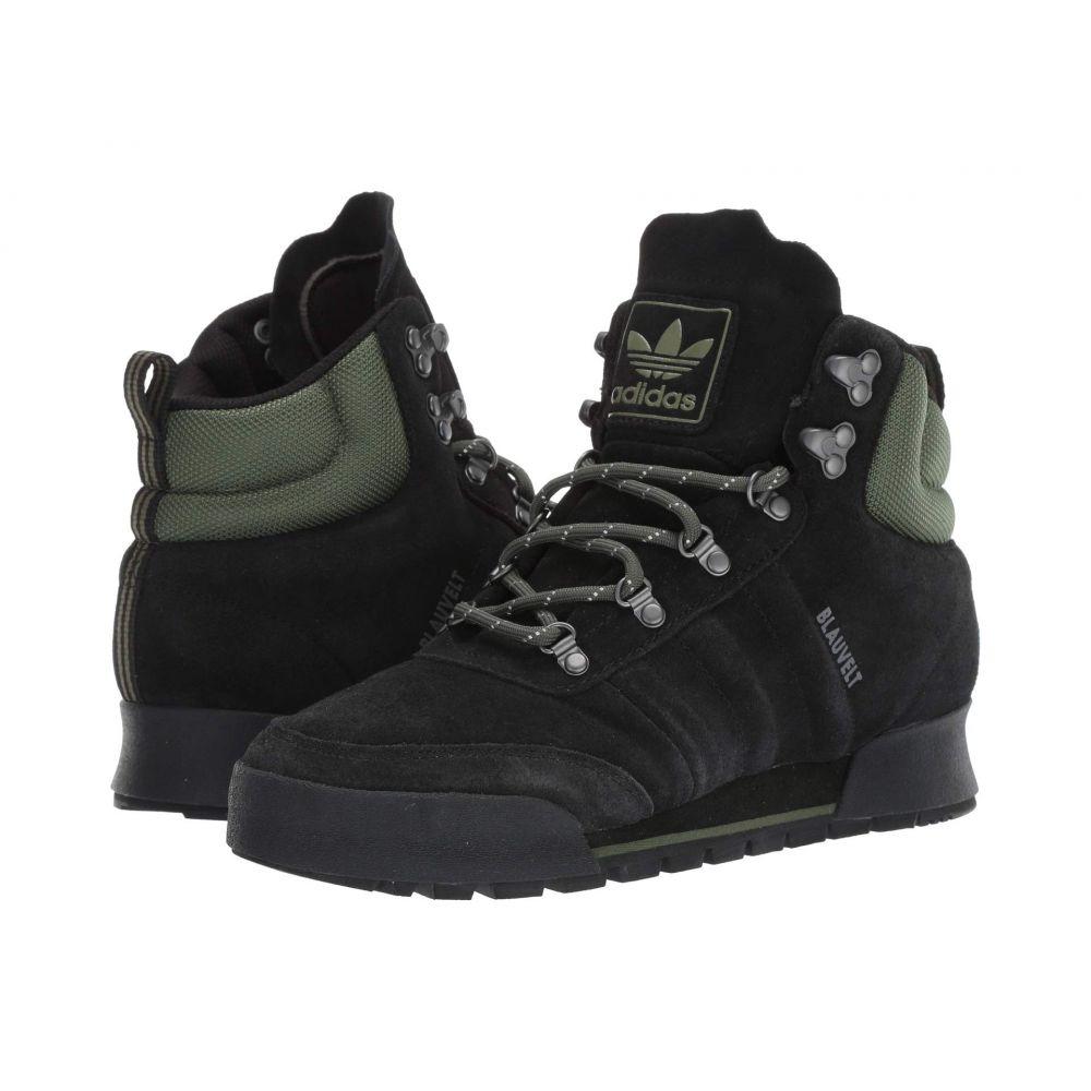 アディダス adidas Skateboarding メンズ シューズ・靴 スニーカー【Jake Boot 2.0】Black/Base Green/Black