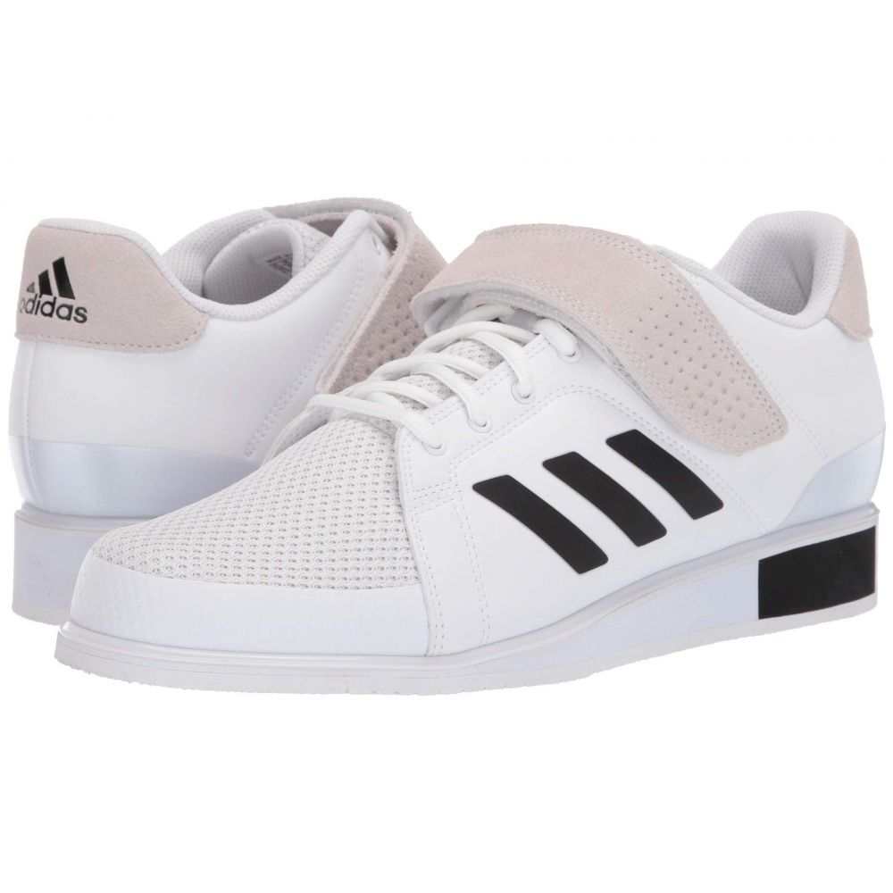 アディダス adidas メンズ シューズ・靴 スニーカー【Power Perfect III】Footwear White/Core Black/Footwear White