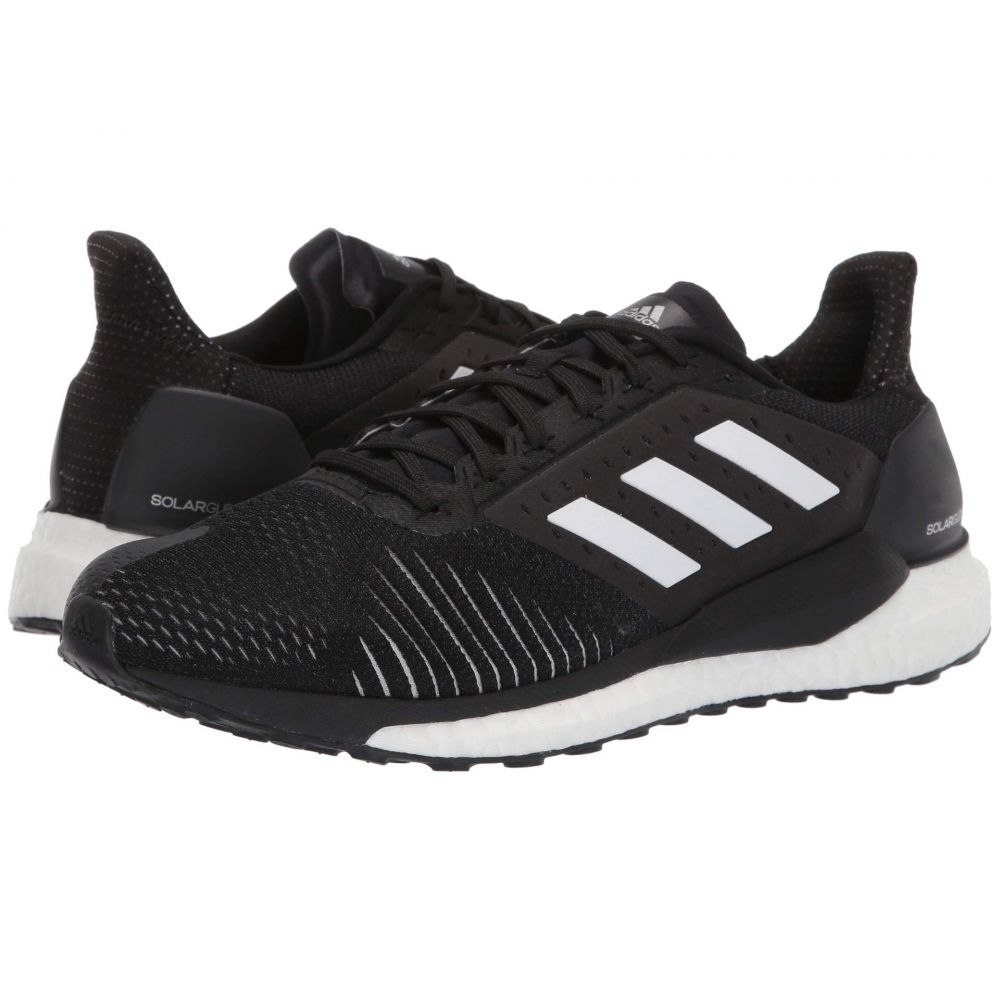 アディダス adidas Running メンズ シューズ・靴 スニーカー【Solar Glide ST】Black/White/Grey Three