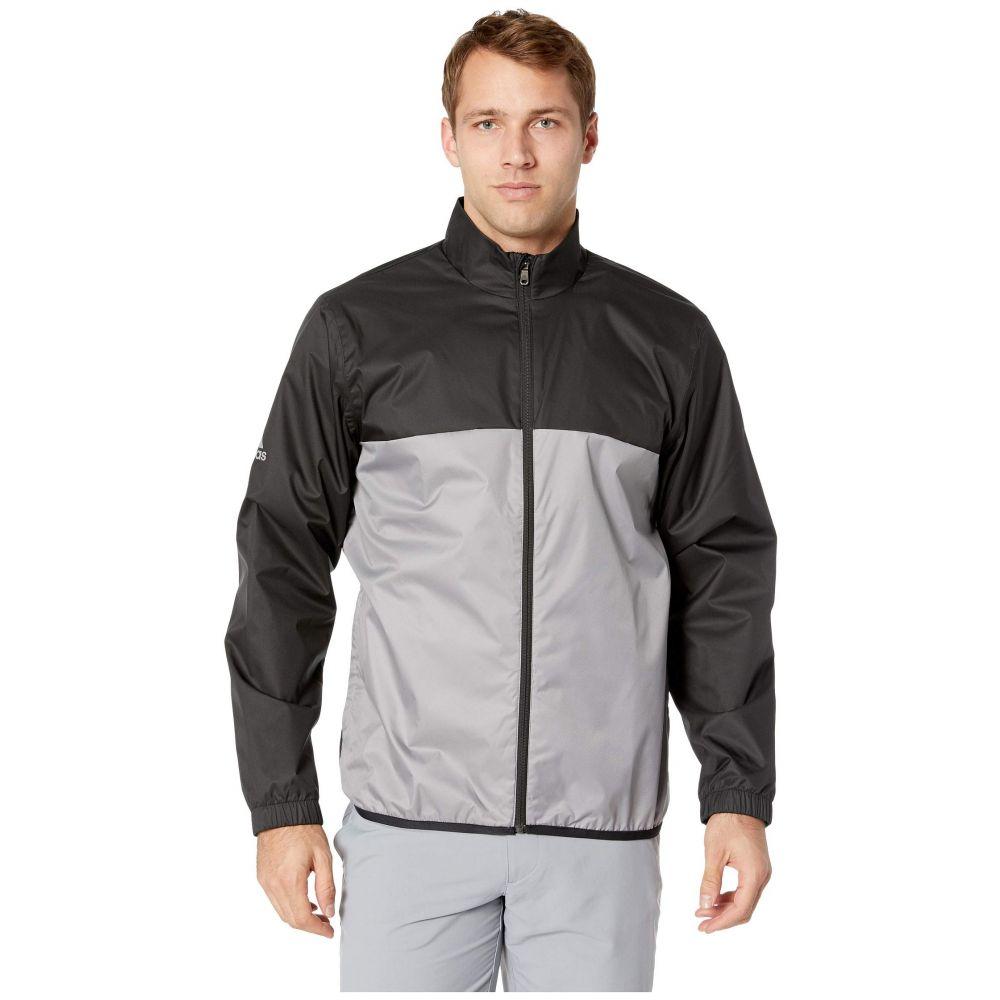 アディダス adidas Golf メンズ アウター レインコート【Climastorm Provisional Rain Jacket】Black