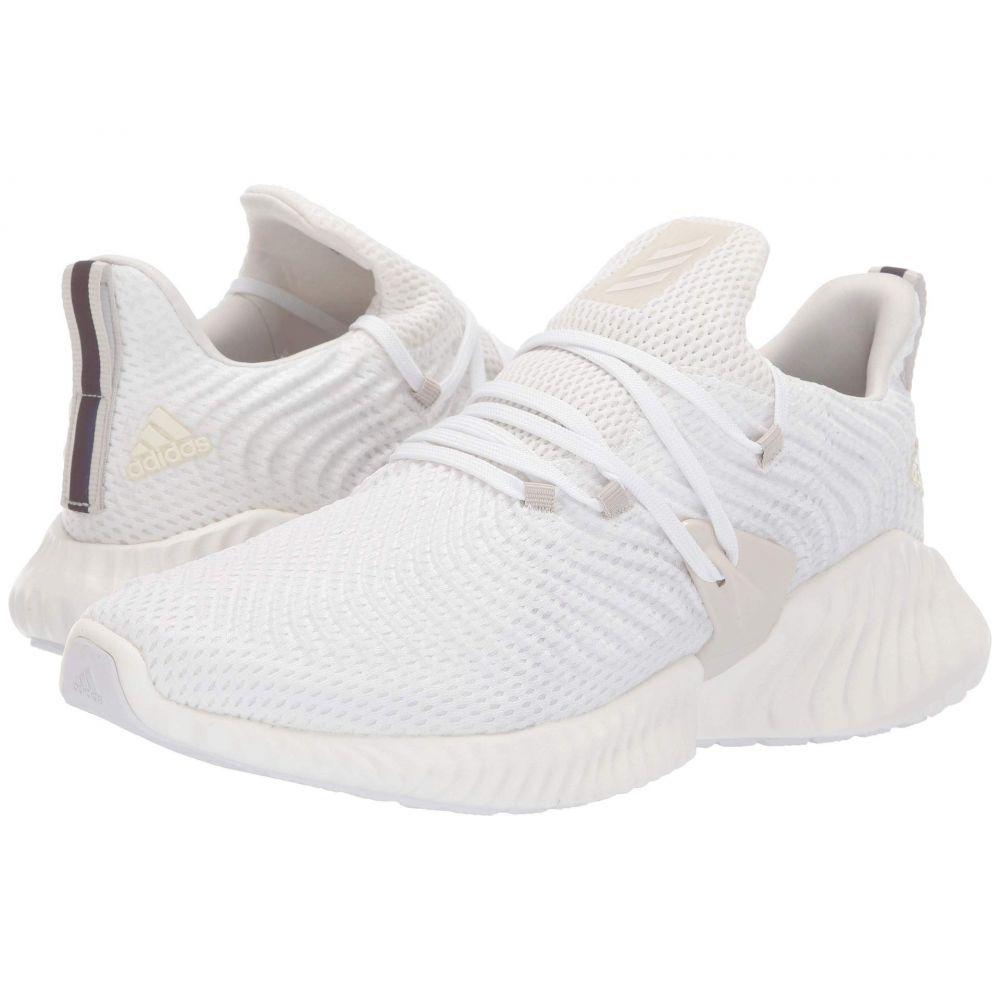 アディダス adidas Running メンズ ランニング・ウォーキング シューズ・靴【alphaBounce Instinct】Off-White/Raw White/Cloud White