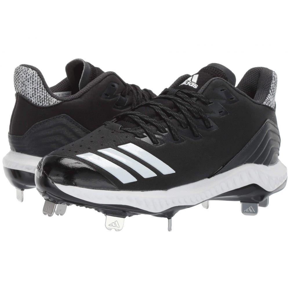 アディダス adidas レディース 野球 シューズ・靴【Icon Bounce】Core Black/Footwear White/Carbon