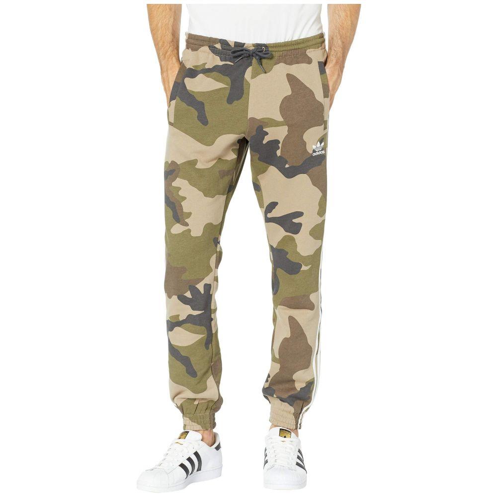 アディダス adidas Originals メンズ ボトムス・パンツ【Camo Fleece Pants】Multicolor