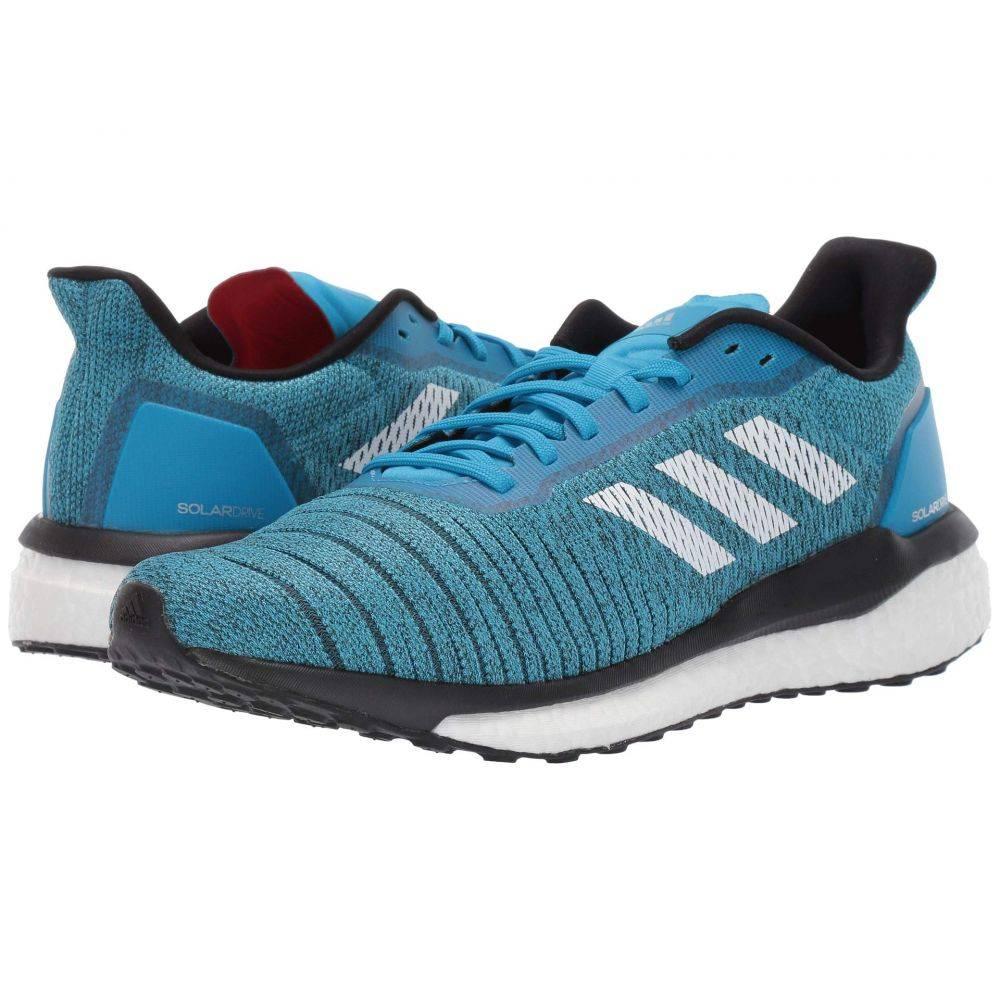 アディダス adidas Running メンズ ランニング・ウォーキング シューズ・靴【Solar Drive】Blue/White/Black
