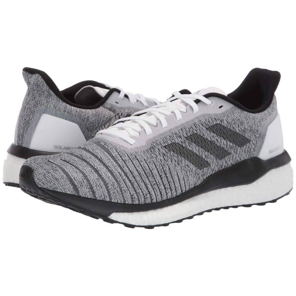 アディダス adidas Running メンズ ランニング・ウォーキング シューズ・靴【Solar Drive】White/Black/Grey