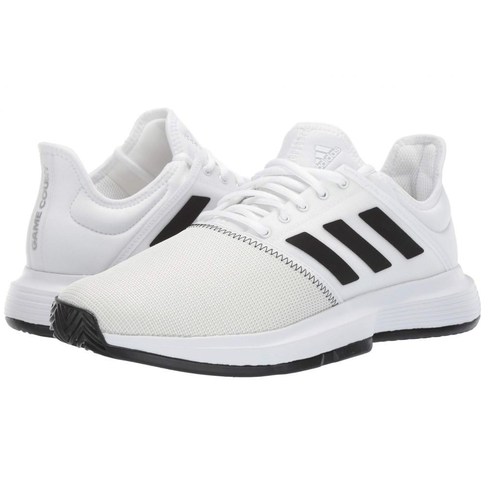 アディダス adidas メンズ テニス シューズ・靴【GameCourt】Footwear White/Core Black/Grey One F17