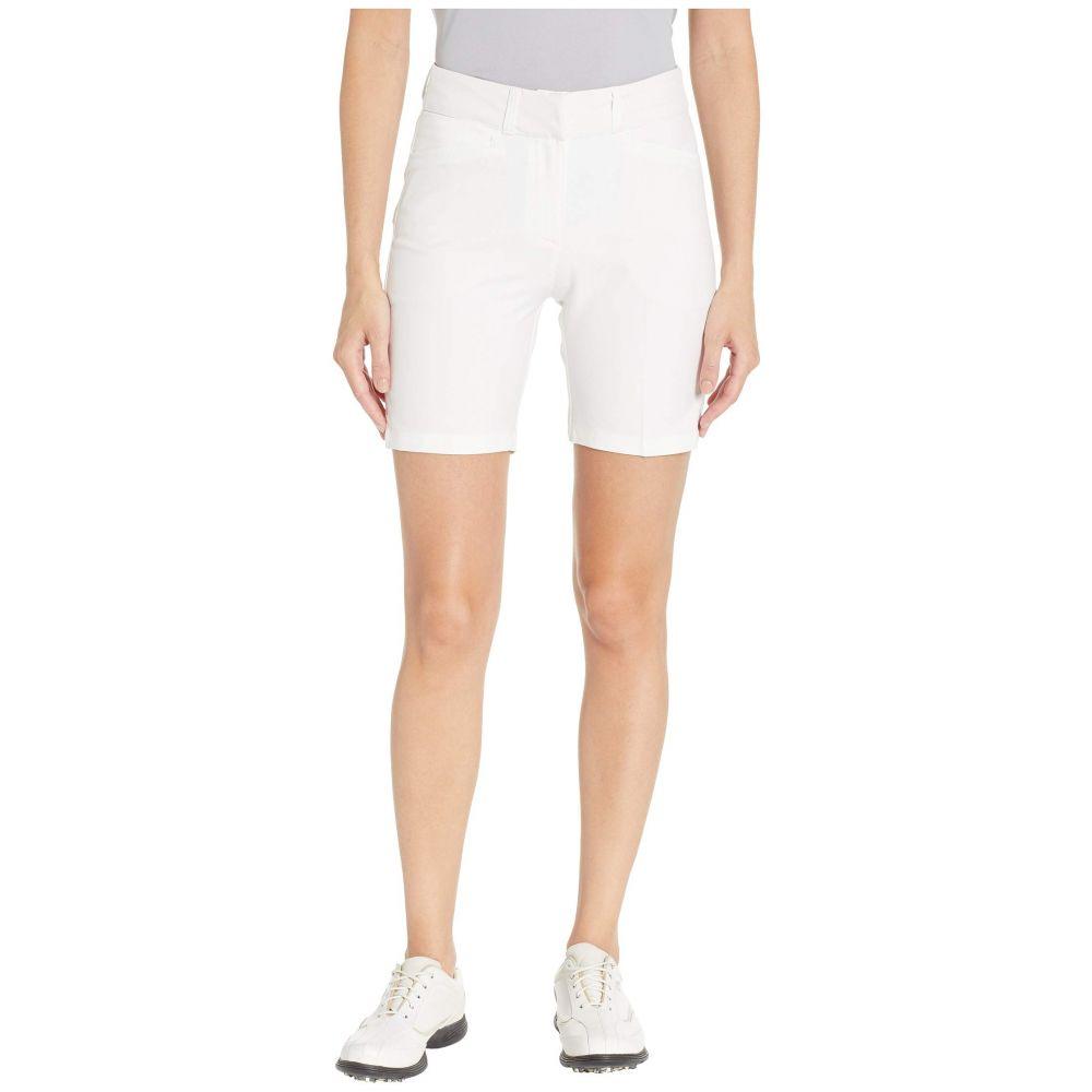 アディダス adidas Golf レディース ボトムス・パンツ ショートパンツ【Club 7' Solid Shorts】White